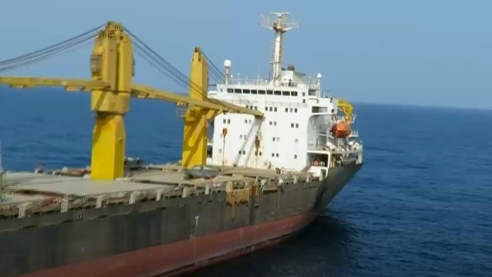 Από νάρκες χτυπήθηκε ιρανικό φορτηγό πλοίο στην Ερυθρά Θάλασσα