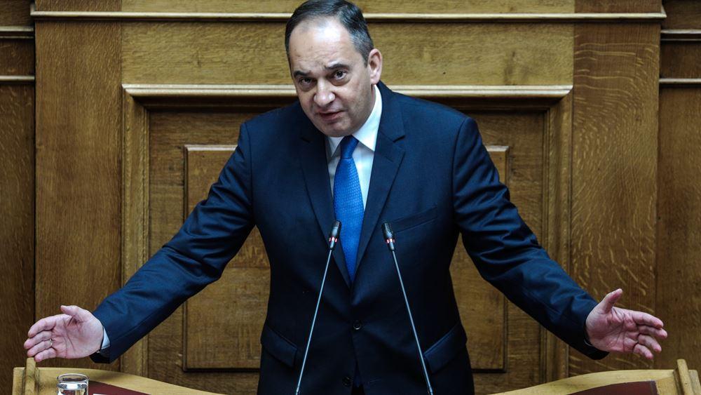 Γ. Πλακιωτάκης: Ενισχύουμε με ασφάλεια δικαίου τις θαλάσσιες μεταφορές εσωτερικού και την κρουαζιέρα
