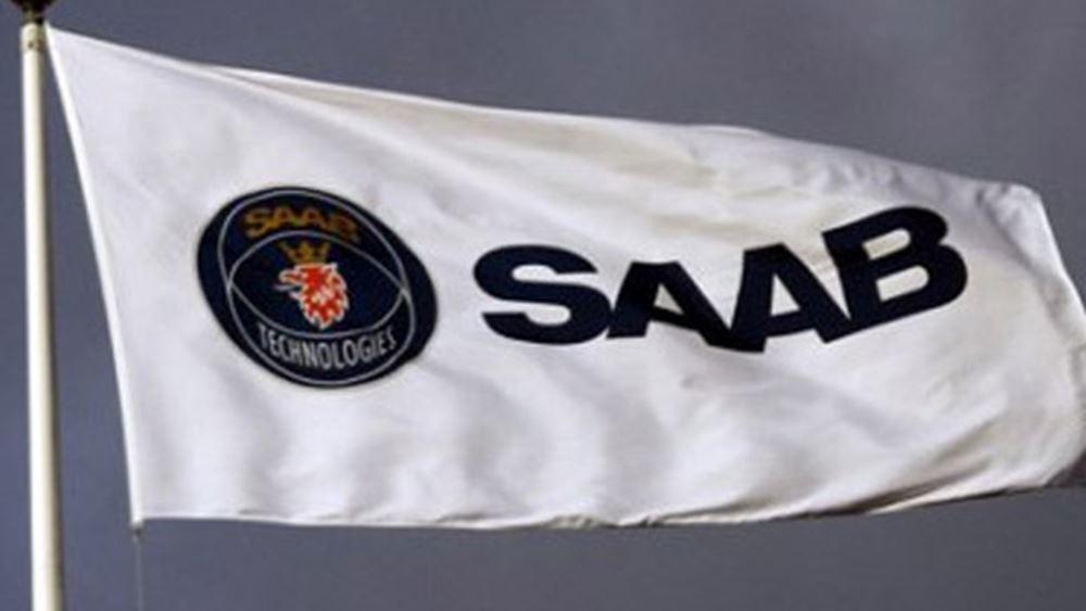 Saab: Αυξήθηκαν περισσότερο από ό,τι αναμενόταν οι παραγγελίες α΄ τριμήνου