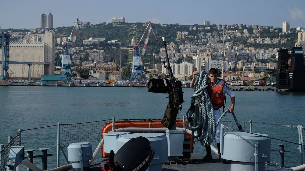 Διακρατική ναυτική άσκηση για αντιμετώπιση μεγάλου σεισμού στην Ανατ. Μεσόγειο