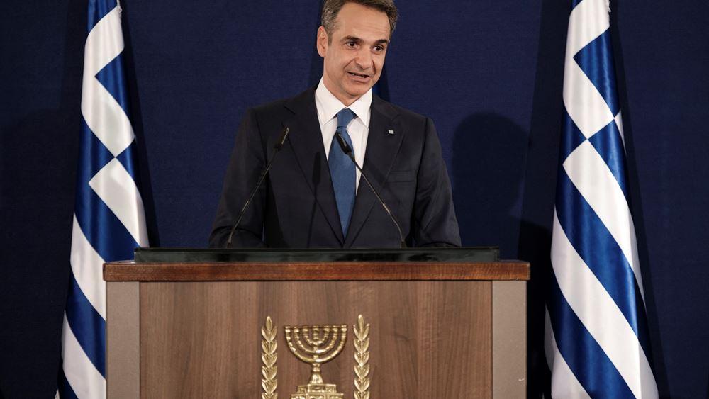 Ο Μητσοτάκης έδειξε το προφίλ των αλλαγών στην κυβέρνησή του