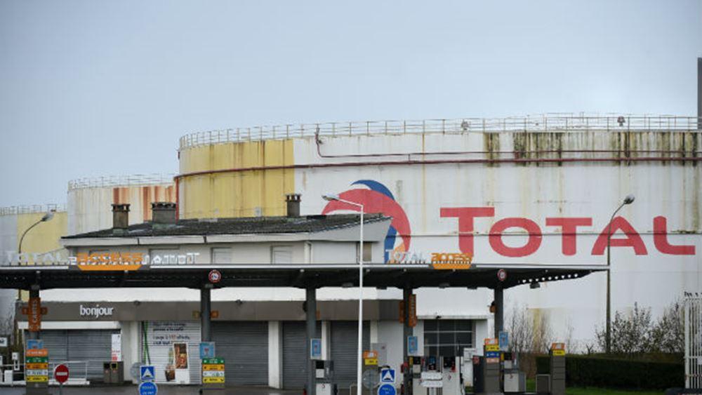 Η Total θα πληρώσει 100 εκατ. δολ. ως μπόνους στο πλαίσιο της συμφωνίας με την Apache
