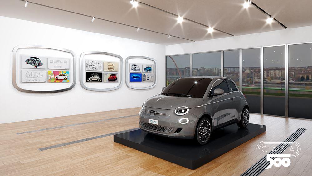 Fiat: Χρόνια Πολλά 500