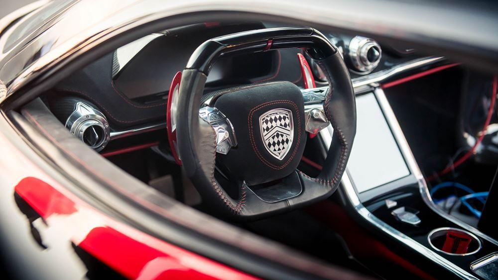 To ταχύτερο αυτοκίνητο στον κόσμο είναι το SSC Tuatara