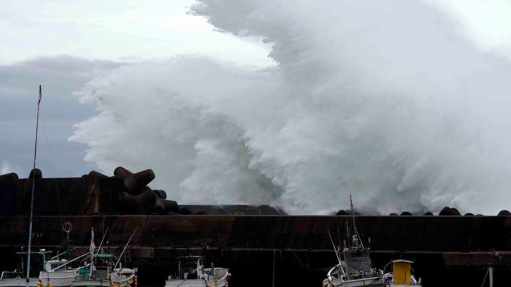 Eμπορικό πλοίο με σημαία Παναμά βρέθηκε βυθισμένο στα ανοιχτά του Τόκιο