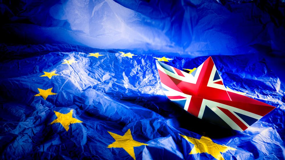 "Brexit: Το Λονδίνο επιδιώκει συμφωνία ελευθέρου εμπορίου ""μεταξύ ίσων"" με την ΕΕ"