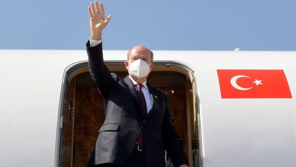 Σε παροξυσμό ο Τατάρ: Η Κύπρος όλη πρέπει να παραχωρηθεί στην Τουρκία
