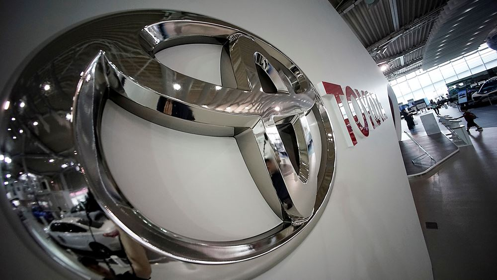 Αυξήθηκαν 1,2% τα καθαρά κέρδη της Toyota Motor