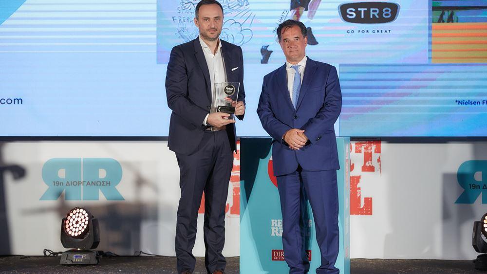 ΌμιλοςΣαράντη: Βραβεύθηκεστα Lenovo Retail Business Awards 2021 για τη δυναμική και συνεχή πορεία ανάπτυξης