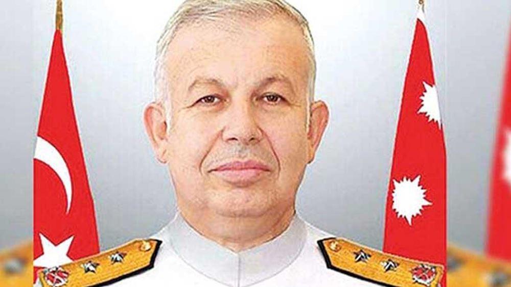 Συμφωνία θαλασσίων συνόρων Τουρκίας-Παλαιστίνης, ζητά ο εμπνευστής του τουρκο-λιβυκού μνημονίου