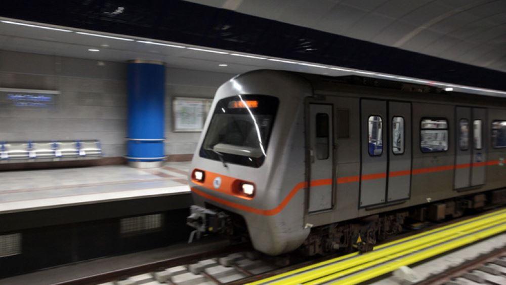 """Τηλεφώνημα για βόμβα στον σταθμό του μετρό """"Αιγάλεω"""""""