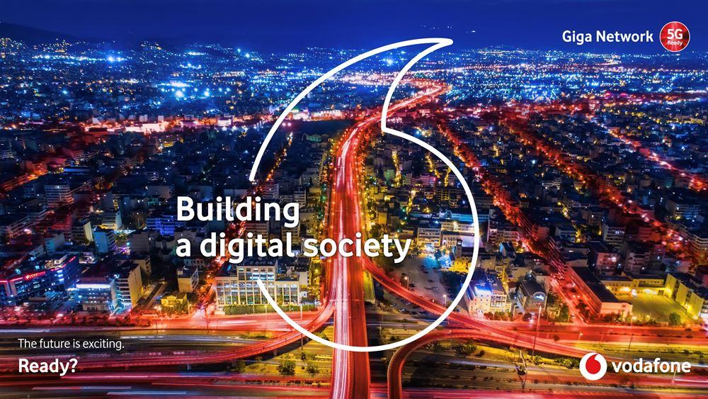 Η Vodafone έδειξε τον δρόμο προς το αύριο στο SingularityU Greece Summit