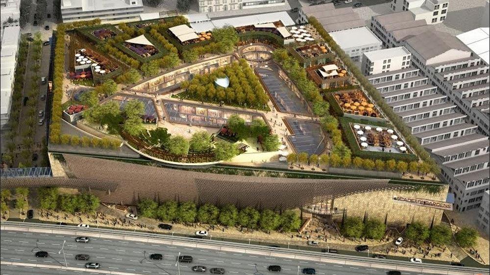 Προς λύση και εκκαθάριση η Artume που σχεδίαζε το Academy Gardens