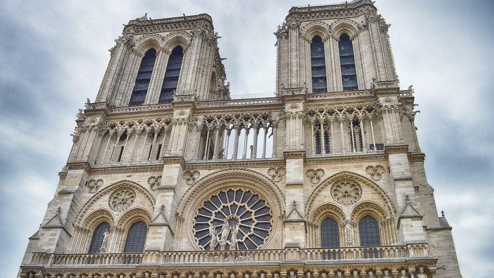 Γαλλία: Δεν θα τελεστεί η χριστουγεννιάτικη λειτουργία στη Νοτρ Νταμ