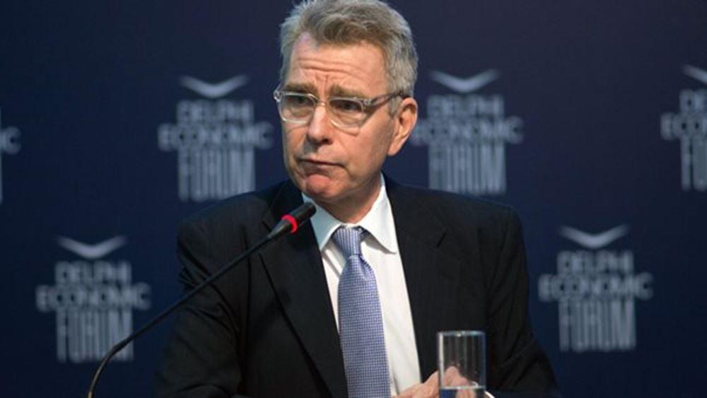 Ο Πάιατ ξεκαθαρίζει στην Άγκυρα τα περί διεθνούς δικαίου