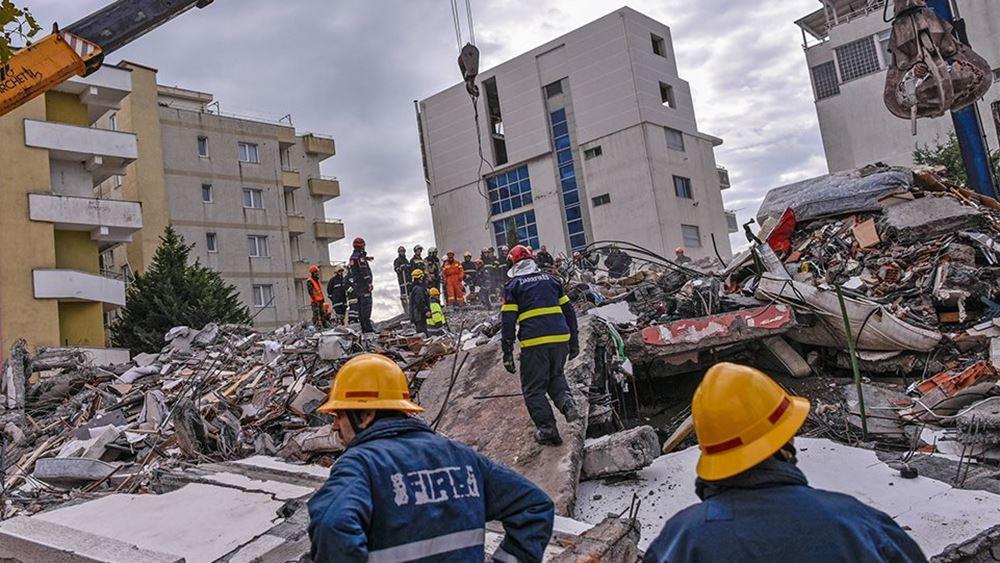 Η Αλβανία χρειάζεται 1 δισ. ευρώ για ανοικοδόμηση μετά τον φονικό σεισμό