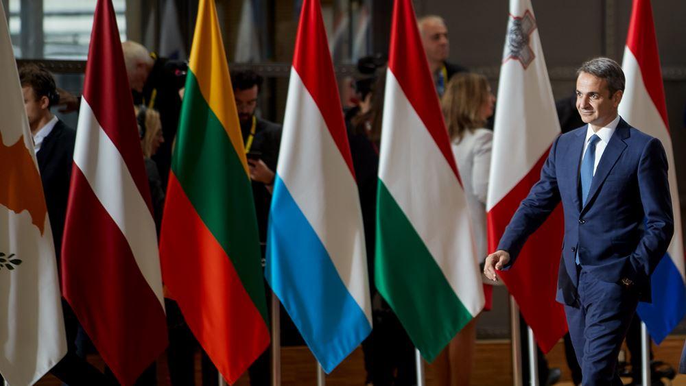 Κ. Μητσοτάκης: Ελλάδα και Ευρώπη δεν μπορεί να εκβιάζονται από την Τουρκία