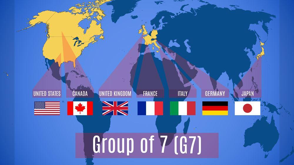 """""""Βάζουν χέρι"""" σε Ρωσία και Σαουδική Αραβία οι χώρες της G7 -θα κάνουν ό,τι χρειαστεί για την ανάπτυξη"""