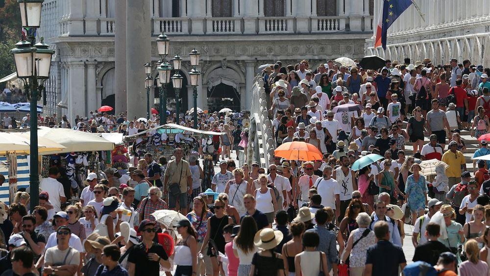 Ιταλία: Ο τουρισμός ξαναρχίζει να τρέχει