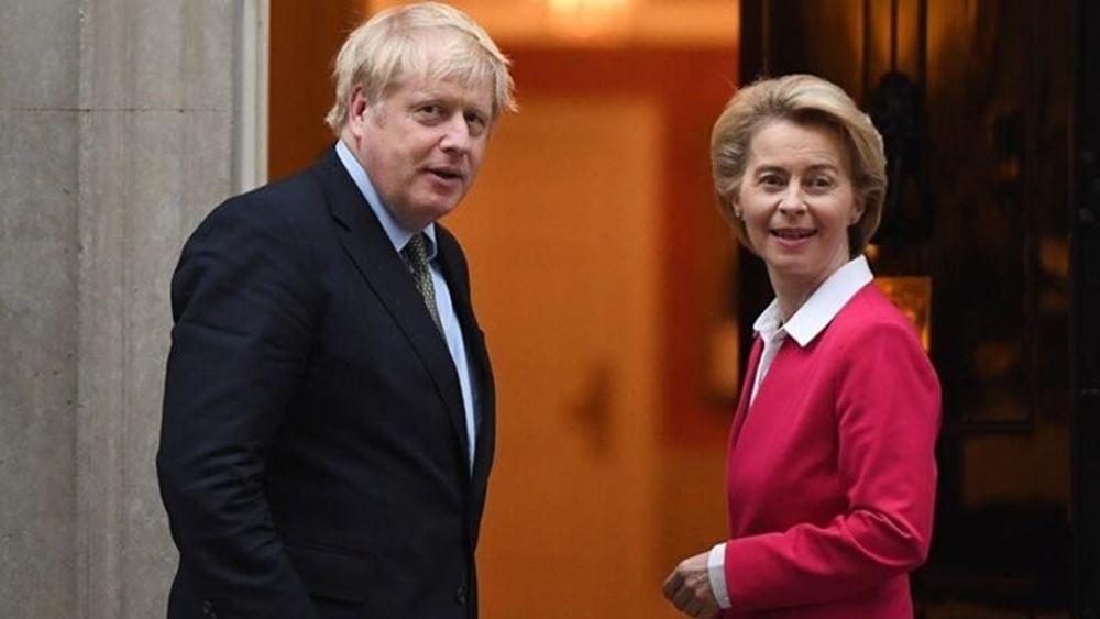 ΕΕ και Βρετανία συμφώνησαν τη συνέχιση των διαπραγματεύσεων