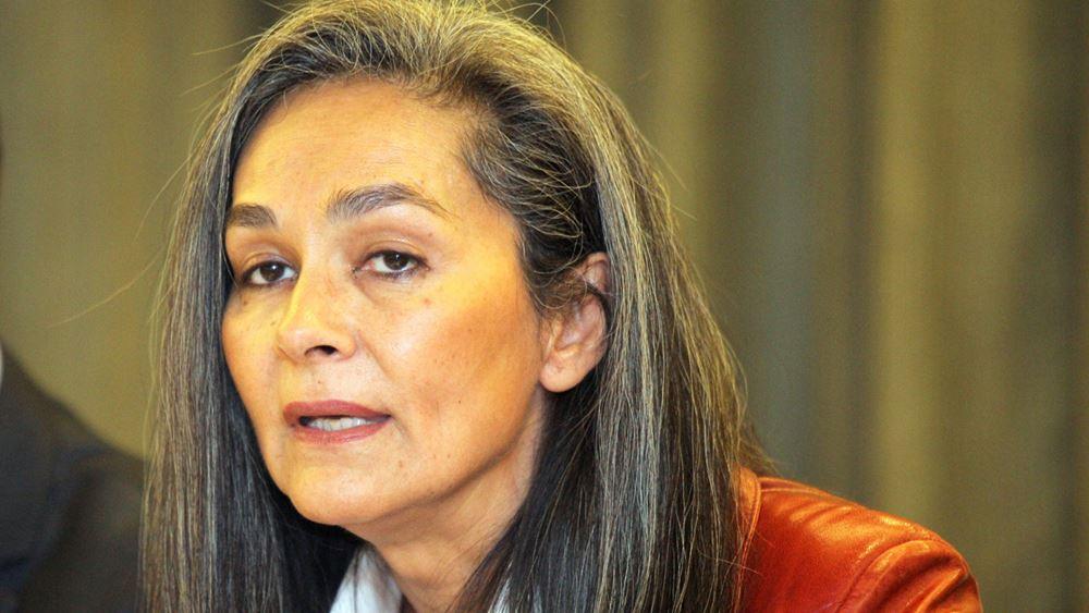 Προπηλακισμό της Σοφίας Σακοράφα από αστυνομικούς κατήγγειλε το ΜέΡΑ25