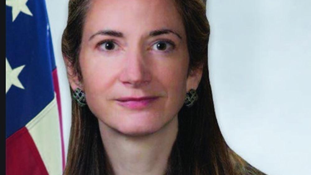 ΗΠΑ: Η Αβρίλ Χέινς είναι η πρώτη γυναίκα που επιλέγεται ως επικεφαλής των Υπηρεσιών Πληροφοριών