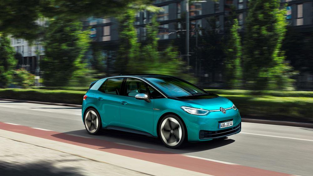 Volkswagen ID.3 – Μία νέα εποχή ανατέλλει