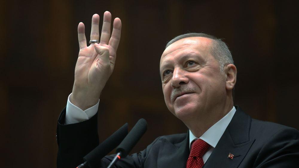 Ερντογάν: Σύντομα προχωρά σε ευρύ κυβερνητικό ανασχηματισμό