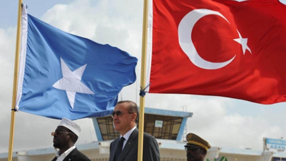 """Είναι η Σομαλία το """"νεο-οθωμανικό προτεκτοράτο"""" του Ερντογάν;"""