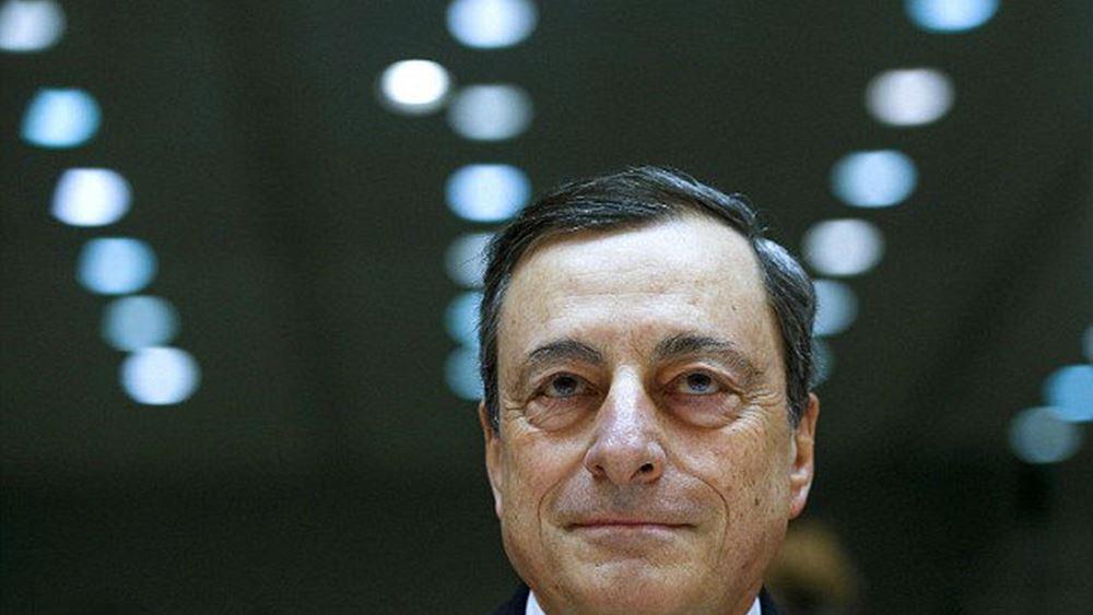 """Θα αποχωρήσει """"αθόρυβα"""" ο Ντράγκι από την ΕΚΤ;"""