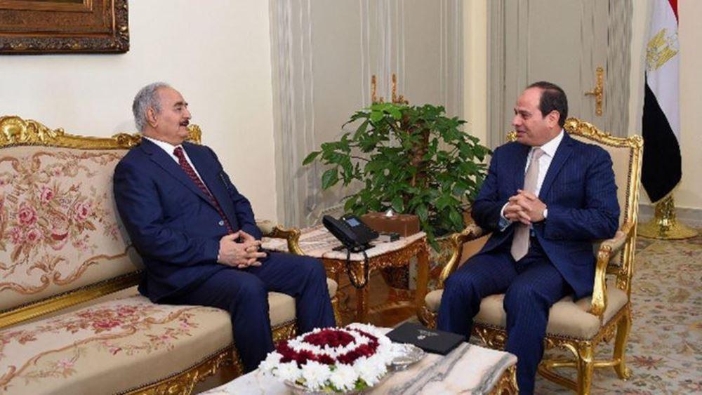 Αίγυπτος: Πρόταση για κατάπαυση του πυρός στη Λιβύη