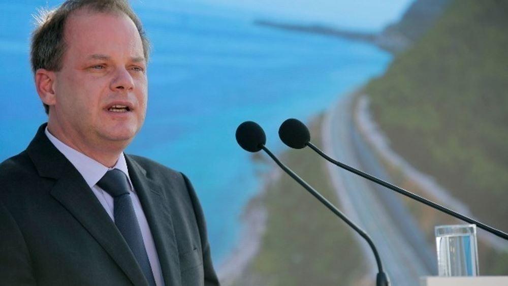 Κ. Αχ. Καραμανλής: Στις αρχές του 2022 ξεκινάνε τα πρώτα έργα για τον Αυτοκινητόδρομο Πάτρα–Πύργος