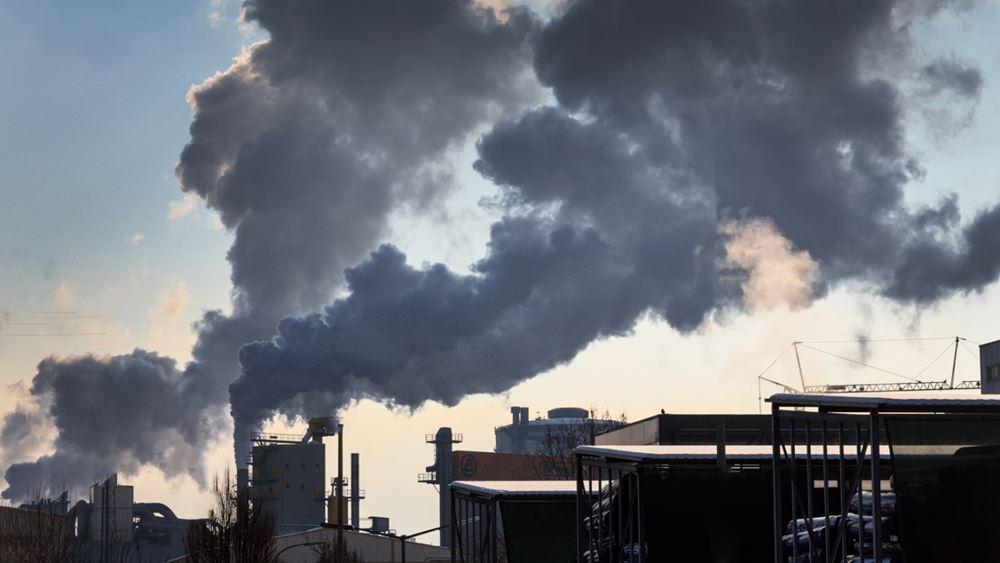ΟΗΕ: Νέα επίπεδα ρεκόρ στις εκπομπές αερίων που προκαλούν το φαινόμενο του θερμοκηπίου το 2017