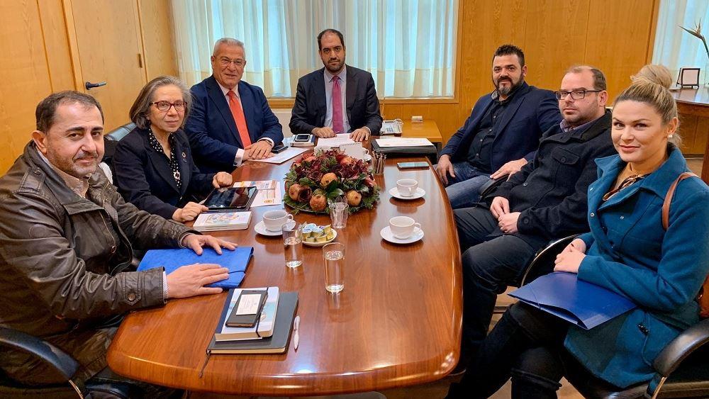 Ενισχύουν τη συνεργασία τους υπουργείο Μεταφορών και ΕΕΣΥΜ