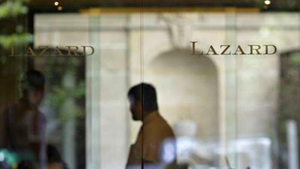 Lazard: Υπερδιπλασιάστηκαν τα κέρδη στο δ΄ τρίμηνο