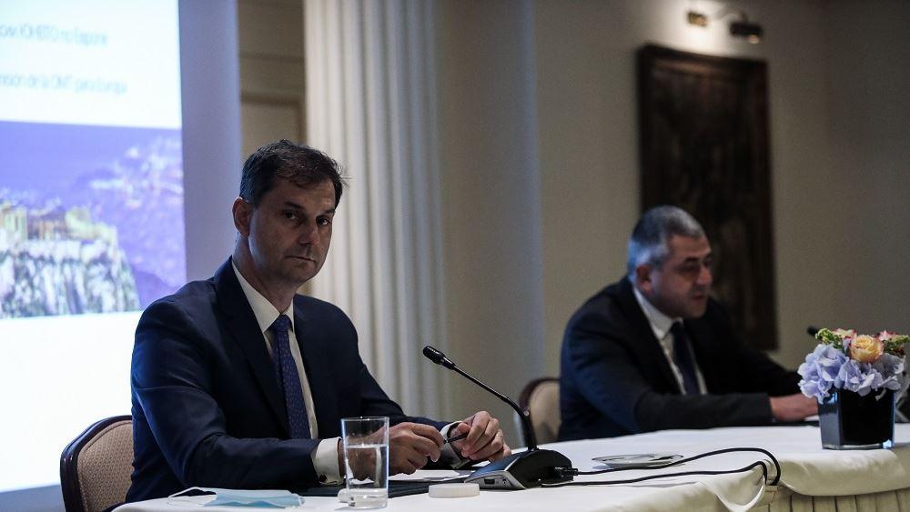 Χ. Θεοχάρης: Συνεχίζονται οι επαφές για την αύξηση των τουριστικών ροών προς την Ελλάδα