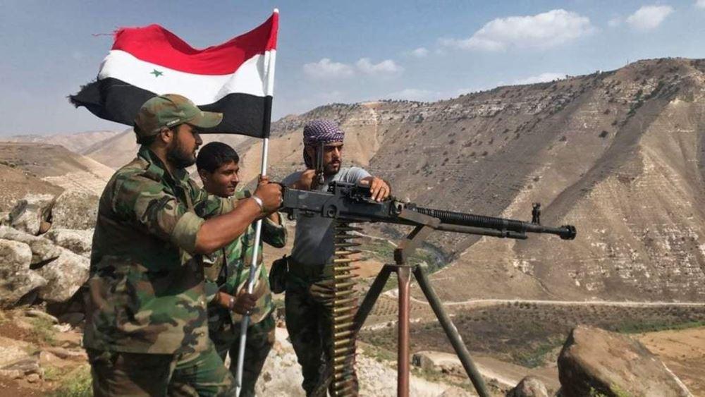 Συρία: 27 μέλη του συριακού στρατού και των συμμάχων του σκοτώθηκαν σε επίθεση του Ισλαμικού Κράτους