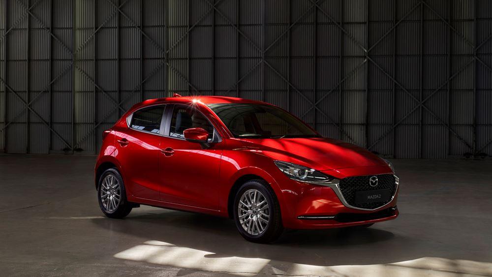 Στην Αθήνα η παρουσίαση του Mazda 2