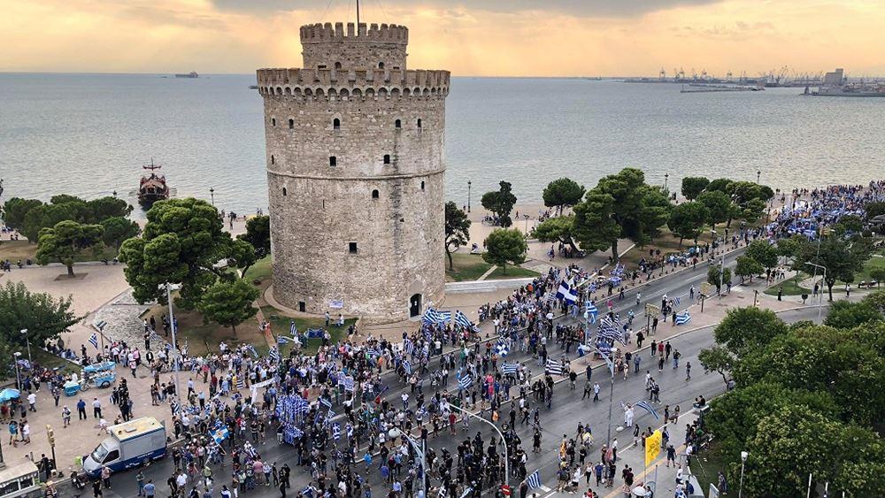Σε εξέλιξη σύσκεψη για τον κοροναϊό στο Δήμο Θεσσαλονίκης