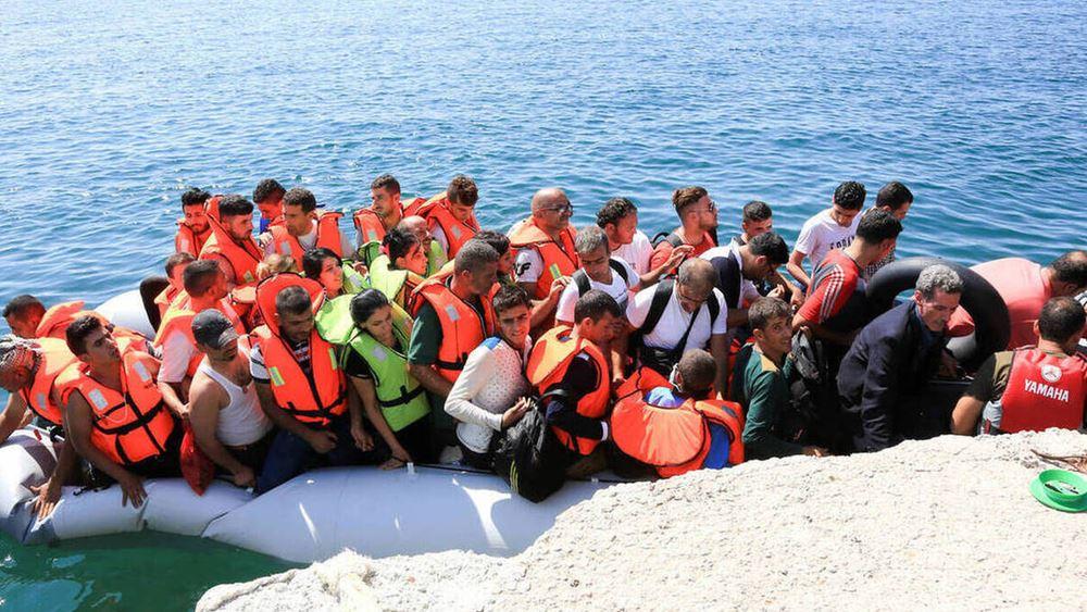 Γαλλία: Το λιμενικό διέσωσε 31 μετανάστες στη Μάγχη