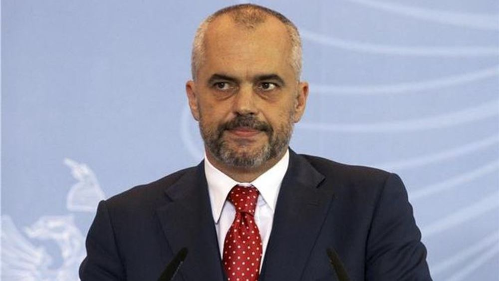 """Μεσολάβηση """"τρίτης χώρας"""" θέλει ο Ράμα αν δεν υπάρξει συμφωνία ΑΟΖ με την Ελλάδα"""
