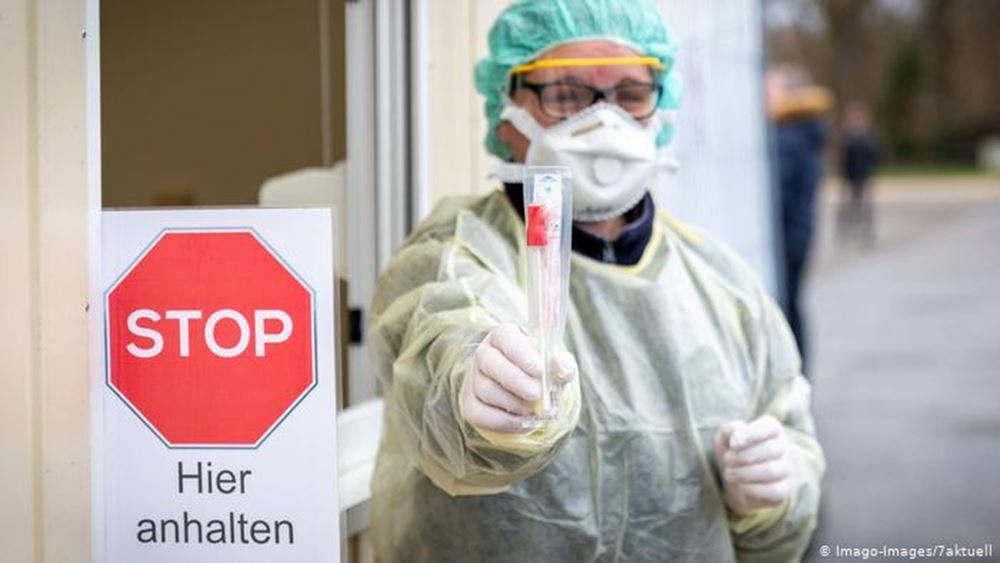 Γερμανία: Τετραπλάσια απ' όσα πίστευαν οι επιστήμονες ήταν τα κρούσματα στην πόλη Κούπφερτσελ