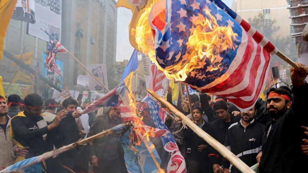 ΗΠΑ: Το Ιράν σκότωσε περισσότερους από 1.000 διαδηλωτές