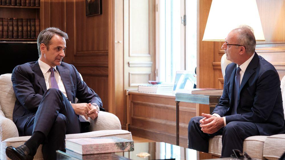 Κ. Μητσοτάκης: Η Σύνοδος Κορυφής πρέπει να υιοθετήσει την τολμηρή πρόταση της ΕΕ