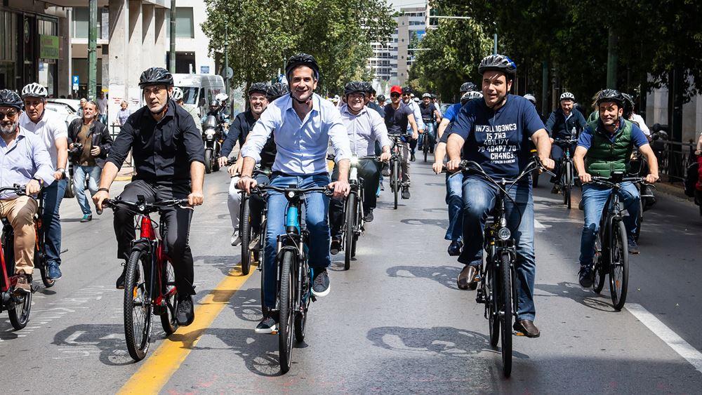 Νέα επιχειρηματική δραστηριότητα της Kosmocar στα e-Bikes
