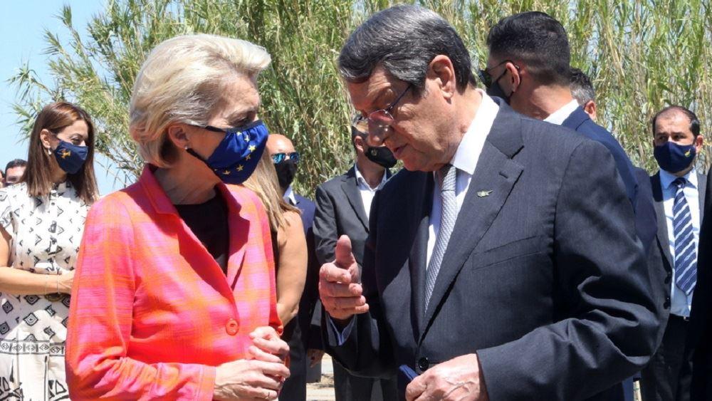 Αναστασιάδης Ουρσουλα Κυπρος Ταμειο Ανακαμψης