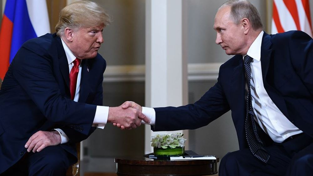 Η ανάγκη διορισμού νέου Αμερικανού πρεσβευτή στην Ρωσία ήταν το κύριο θέμα τηλεφωνικής συνομιλίας Τραμπ-Πούτιν