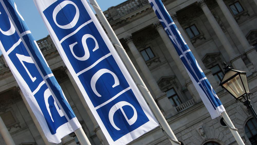 Η Γερμανίδα διπλωμάτης Χέλγκα Σμιντ αναλαμβάνει νέα γενική γραμματέας του ΟΑΣΕ