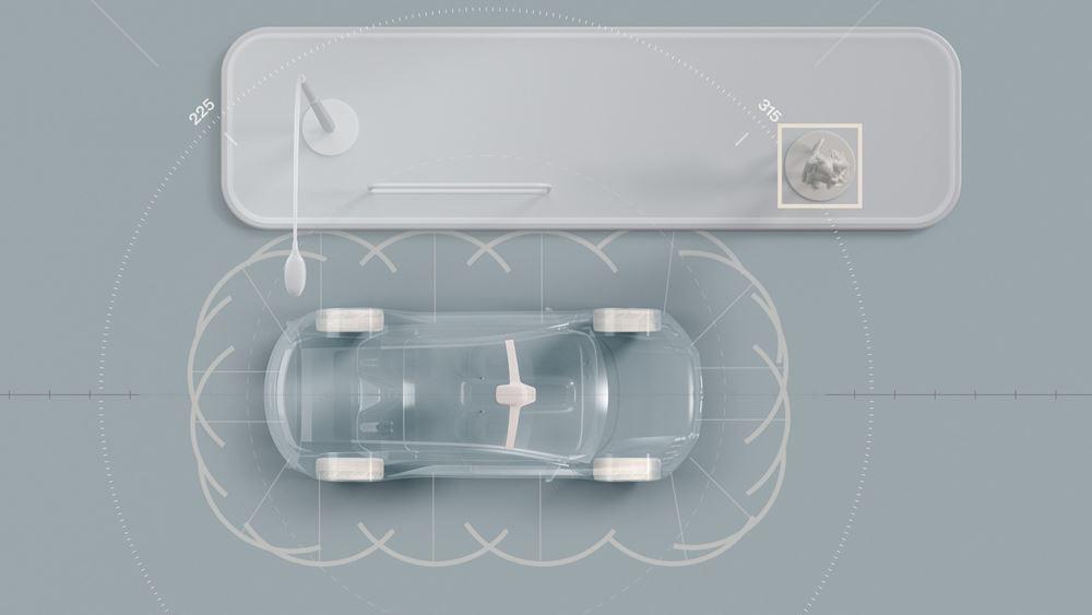 Με τεχνολογία LiDAR το νέο ηλεκτρικό της Volvo