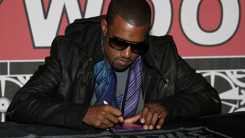 "O Kanye West κατεβαίνει για Πρόεδρος των ΗΠΑ -Έχει μόλις 30 ημέρες για να καταφέρει να μπει στην ""κούρσα"""